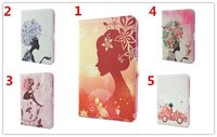 Free HK POST Luxury 3D Cute Smart Case For IPad Air Stand PU Leather Shell Cover