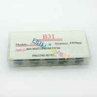 ERIKC B31 diesel injektor unterlegscheiben Kraftstoffeinspritzung Shim Kits, drei größen: 1,19mm 1,20mm 1.21.mm (50 stücke/größe)