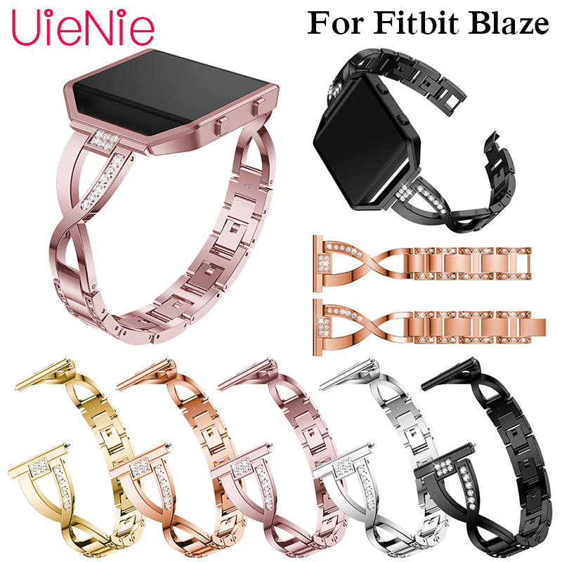 Cool shape wristband For Fitbit Blaze smart watch frontier/Classic replacement bracelet strap accessories