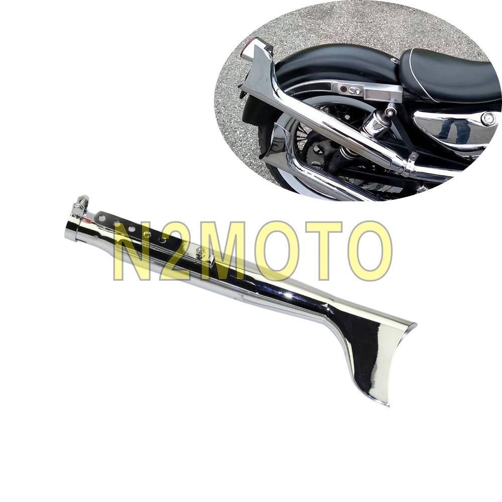 21 Shark Fin Chrome Exhaust Mufflers Fish Tail Galvanized Iron 1 1 2 1 3 4