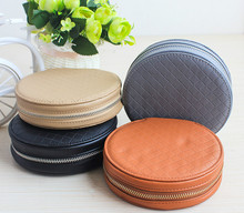 цена на Small sheepskin NEW Portable 20Disc Capacity DVD CD Case for Car Media Storage CD Bag -20