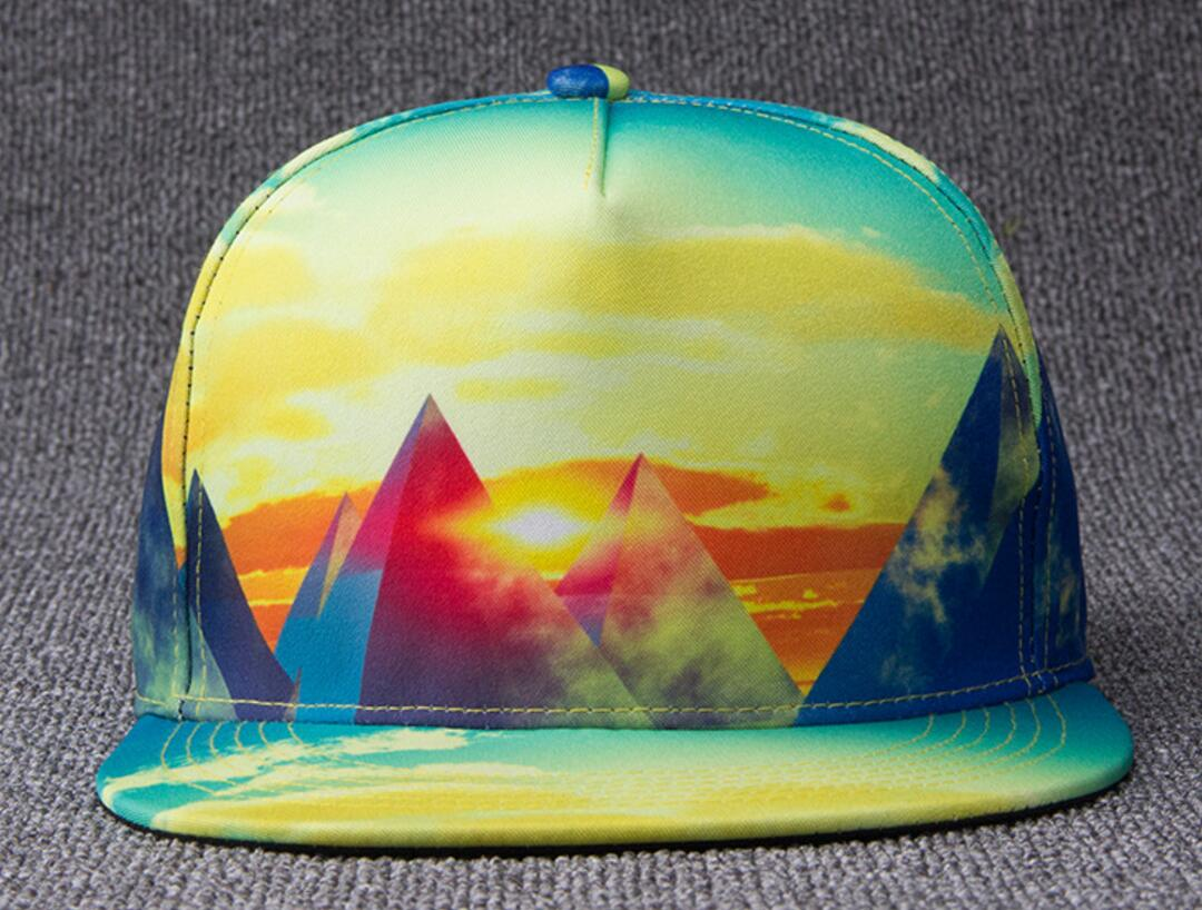 5pcs/lot Wholesale Printing Flat Brimmed Snapback Hats NEW Fashion Men Polyester Flat Bill Caps Women Baseball Hat Snapbacks Cap free shipping openpilot cc3d atom mini fpv flight controller evo bent needle