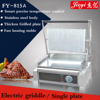 Free By DHL For Home Restaurant Commercial Thermostat Electric Griddle Electric Commercial Table Electric Griddle 220