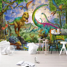 Hand-painted children's room large mural background wall professional production wallpaper mural custom poster photo wall цена 2017