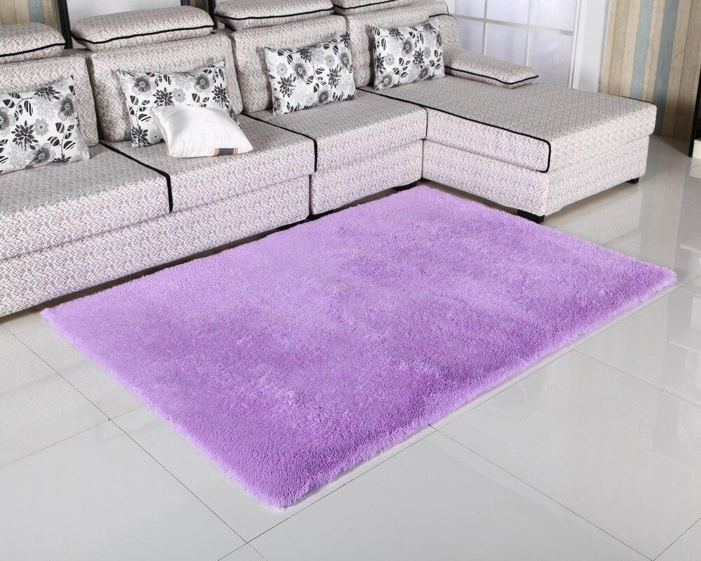 Carpet modern carpet mat purpule white pink gray 1
