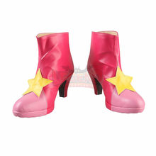 Cosplaylegend anime Star Twinkle Precure Pretty Cure Cure Star Hoshina Hikaru Cosplay shoes female cosplay shoes custom made(China)