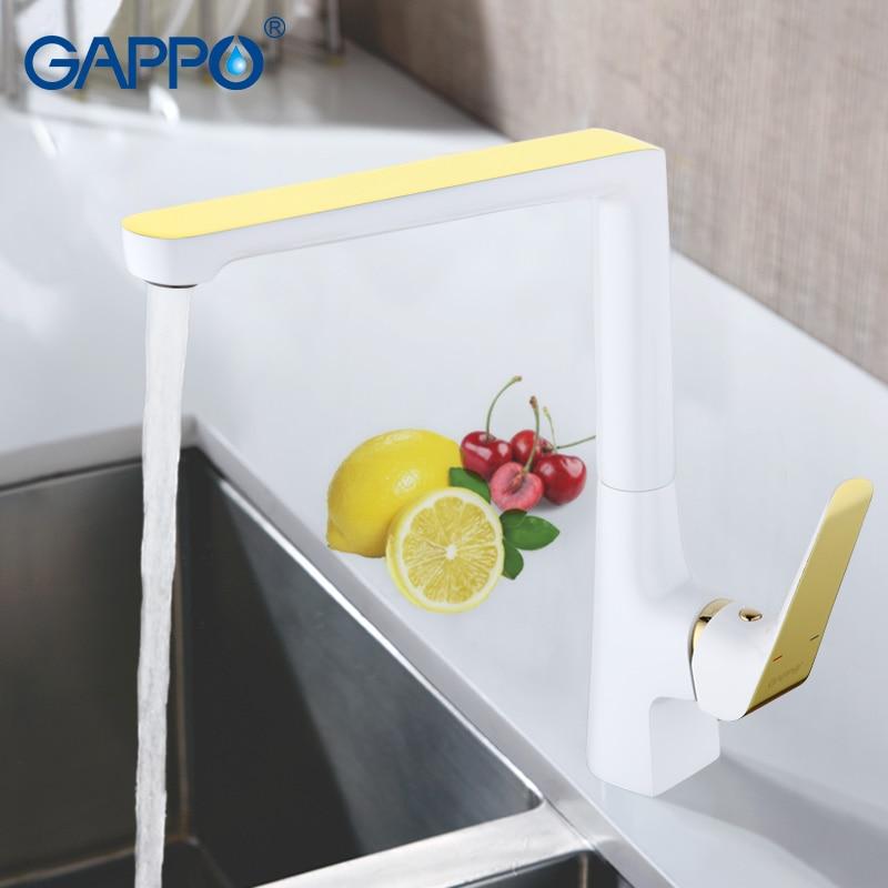 GAPPO robinet d'eau évier de cuisine mélangeur de robinet de cuisine en bronze robinet mitigeur en laiton robinet d'eau 360 tourner cuisine tapsGA4080