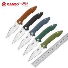 Горячий Новый Ganzo Firebird FH51 60HRC D2 лезвие G10 Ручка складной Ножи Открытый выживания карманные ножи для кемпинга тактический EDC инструмент