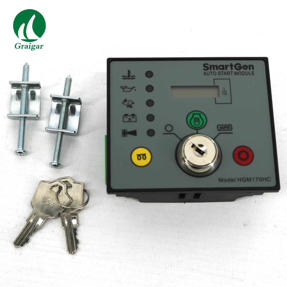 все цены на New Smartgen Automatic Engine Control Module HGM170HC Generator Controller онлайн