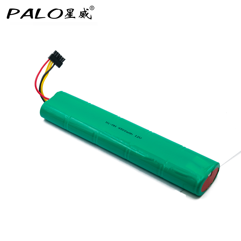 PALO new 12V Ni-MH 4500mAh vacuum cleaner robot battery in Rechargeable Batteries Pack For Neato Botvac 70e 75 D75 80 85 D85 etc 10pcs replacement hepa dust filter for neato botvac 70e 75 80 85 d5 series robotic vacuum cleaners robot parts