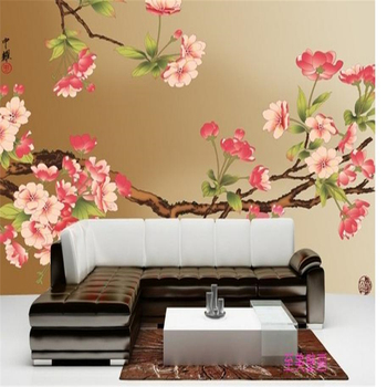 beibehang 3d stereoscopic Large mural wallpaper TV background living room bedroom painting seamless papel de parede wall paper цена 2017