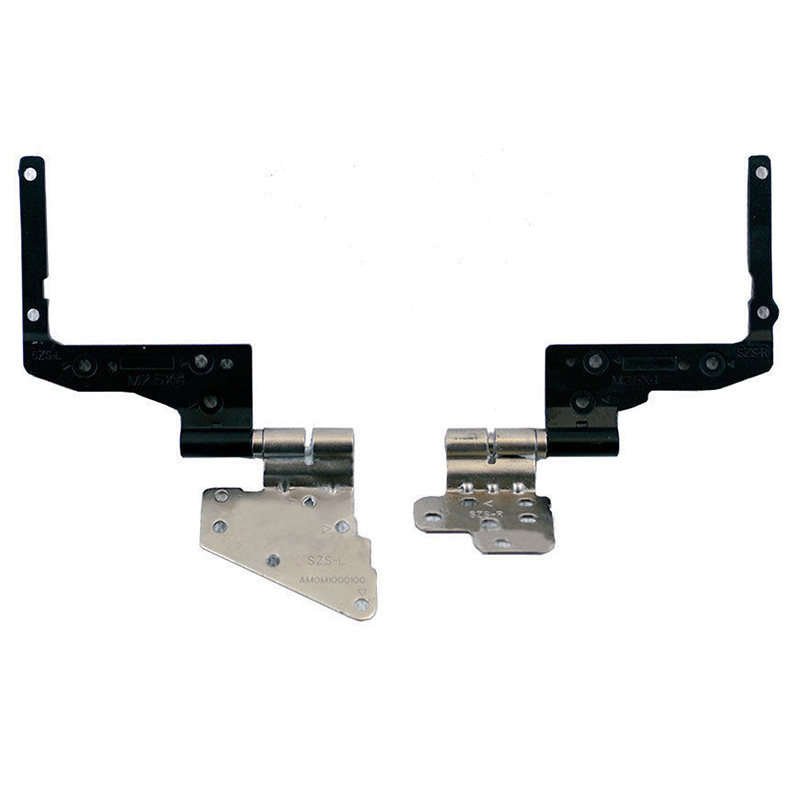 New LCD Hinge For Dell Latitude 5530 E5530 Series L+R LCD Screen Hinge Set AM0M1000100 1