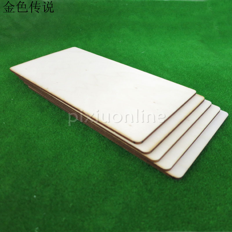 1pc J145 Rectangle Wood Chip 20*10cm thickness 2mm DIY Fillet Sheet Free Shipping Russia a3 size 420mmx297mm 2 4mm aaa balsa wood sheet plywood puzzle thickness super quality for airplane boat diy free shipping