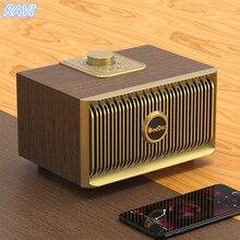 Новые магические V5 Деревянный Ретро дома Bluetooth динамик мобильного телефона на открытом воздухе беспроводной Bluetooth аудио
