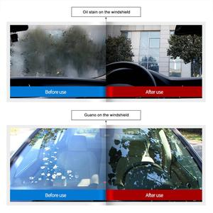 Image 5 - 150ML Car Glass Coating Agent Rainproof Agent 9H Car Oil Film Remover Glass Rain Mark Windshield Plating Crystal Coating Agent