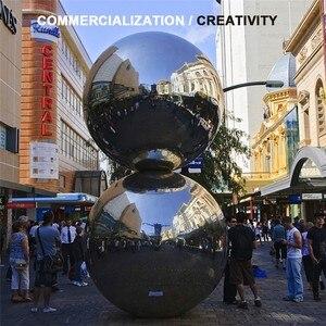 Бесплатная доставка 2,0 м, 2,5 м, 3 м Диаметр ПВХ надувной шар надувной Хрустальный зеркальный шар надувной шар Лидер продаж