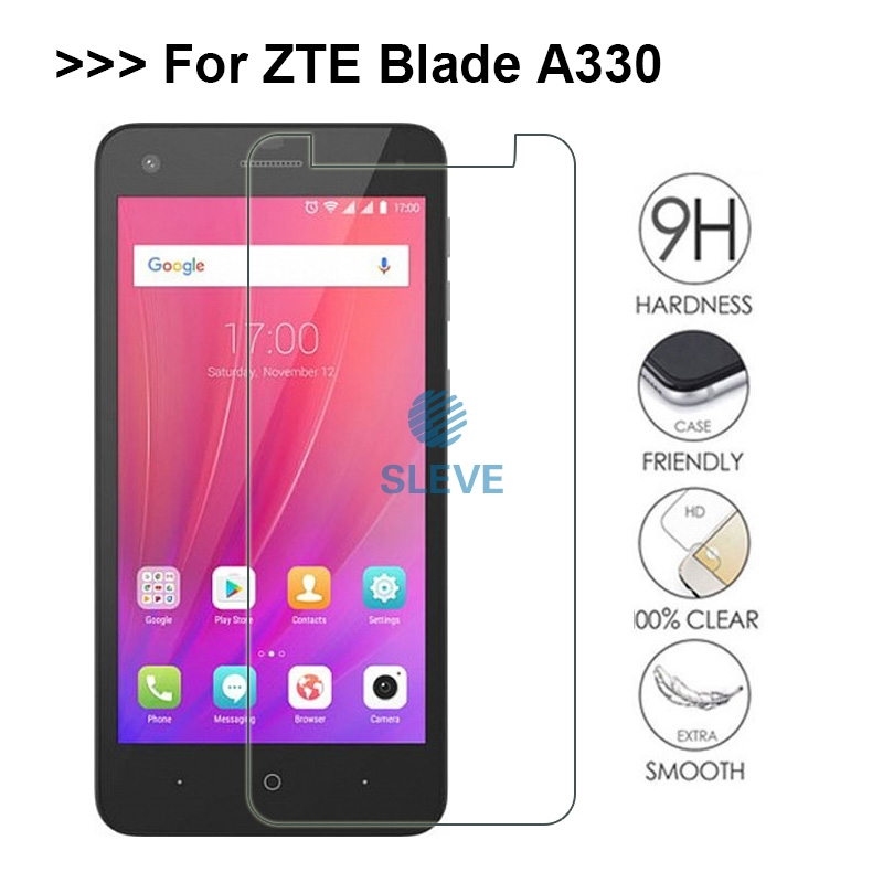 ZTE A330 Glass Tempered Glass ZTE Blade A330 Screen Protective Film Steel LCD On For ZTE A330 A 330 Tempered Glass