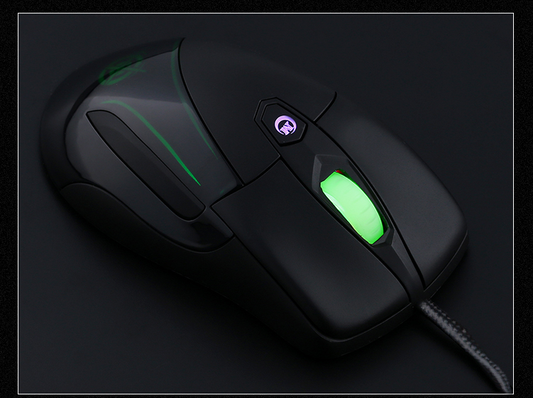 Hongsund MG3 Wired Optical Lights USB PC Computer Laptop Gamer Game Gaming Mouse Mice IE3.0 upgrade IO1.1CF CS LOL Gaming Mouse 75