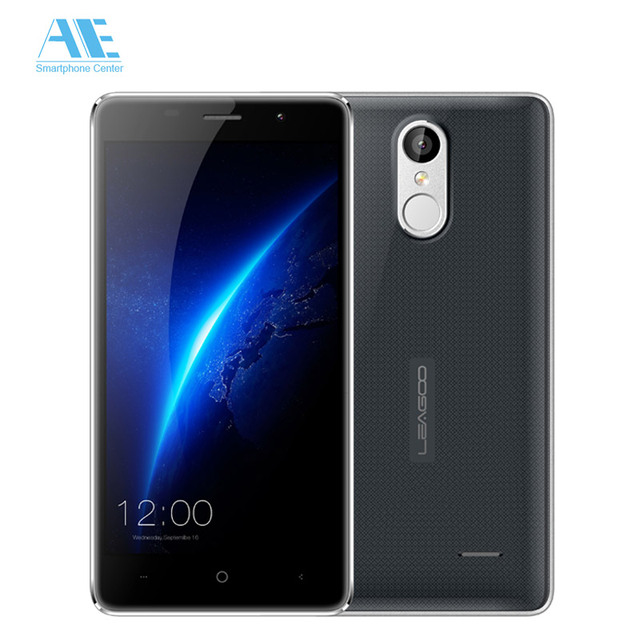 Original Leagoo M5 MTK6580A Quad Core Android 6.0 Mobile Phone 2GB RAM 16GB ROM Cellphone Fingerprint 3G WCDMA Smartphone 8.0MP