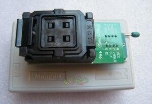 Image 3 - BGA24 TO DIP8 BGA24 turn DIP8 programmer socket ic size 6*8MM two 6*4MM 5*5MM Matrix IC adapter NEW ORIGINAL