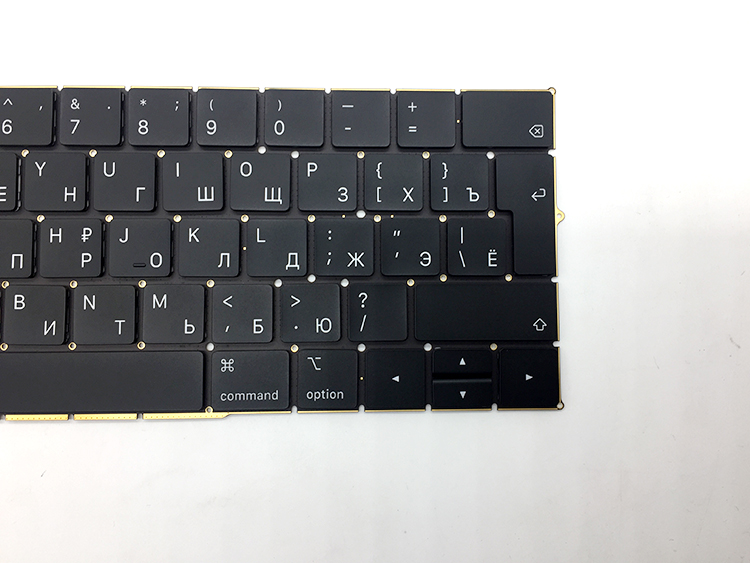 """Apple MacBook 13/"""" A1181 2006-2008 White US Key Replacement Hinge /& Spring Cup"""