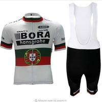 2018 Bora Bicycle Team Outdoor Training Clothing Riding Jerseys Breathable MTB UCI Team Shirt Fast Drying