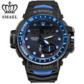 SMEAL 2017 High Definition Dual Display LED Men Outdoor Watch Can Do For Boy Friend Gift Beautiful Present 1626