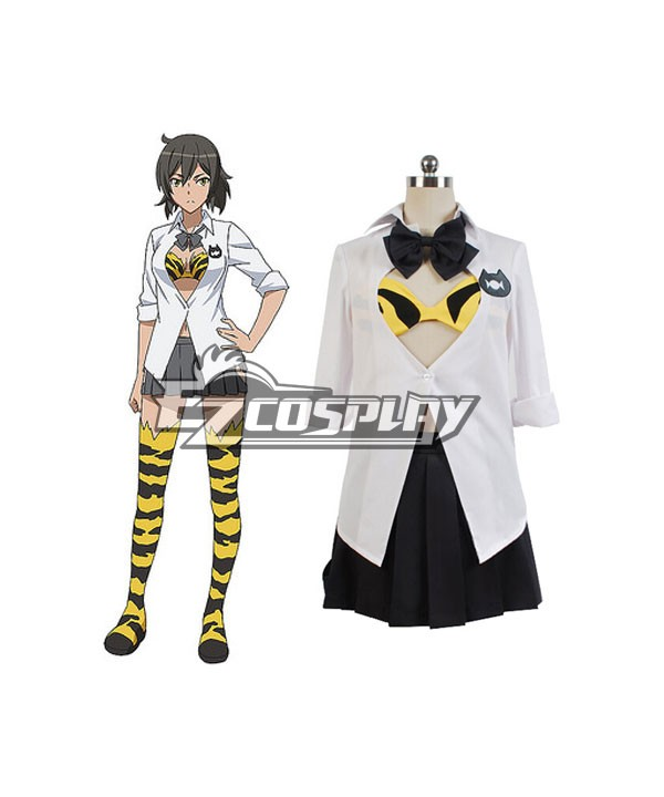 Ai Tenchi Muyo! Science Club Beni Kinojo Cosplay Costume E001