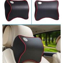 Neck Support Headrest Pillow (6 colors)