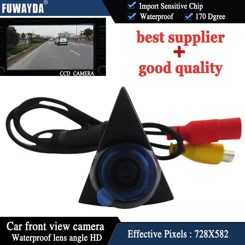 FUWAYDA Night Vision CCD Vehicle Logo Front View Camera For Volkswagen For VW GOLF Bora Jetta Touareg Passat Lavida Polo Tiguan