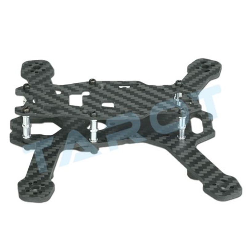 Ormino Racing Drone Frame Kit Tarot 150 FPV Mini Drone Glass Fiber Camera Frame Kit Quadcopter Parts RC Fpv Drones Accessories ormino fpv quadcopter frame kit tarot 300 mini drone frame rc racing frame quadcopter fpv drone glass carbon fiber frame