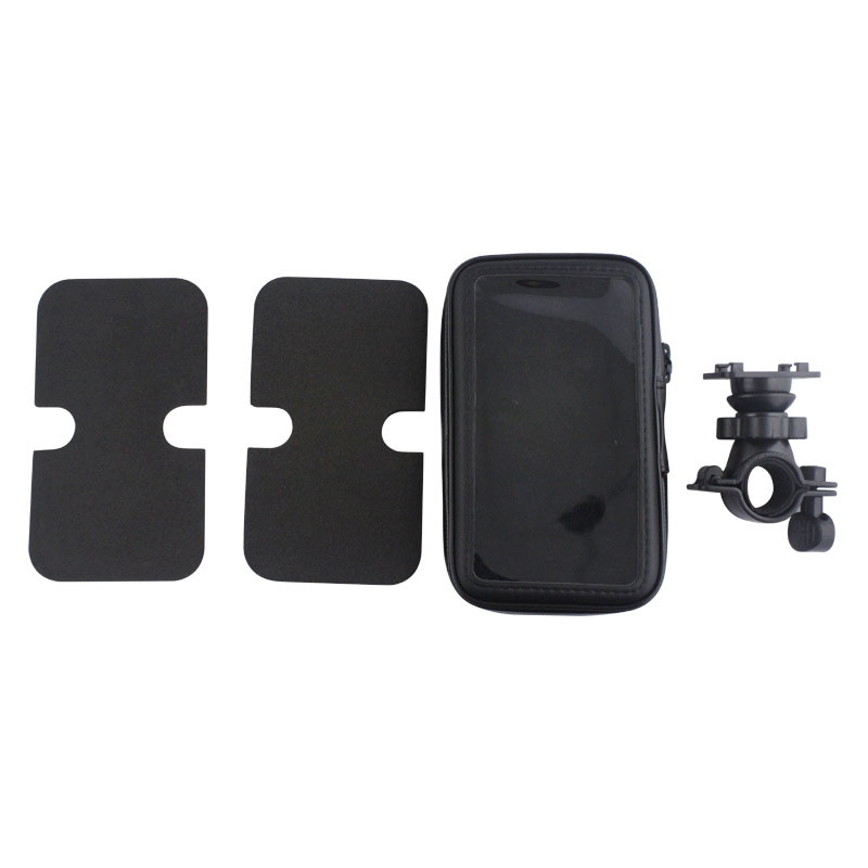 Bicycle Bike Mobile Phone Holder Waterproof Touch Screen Case Bag 1