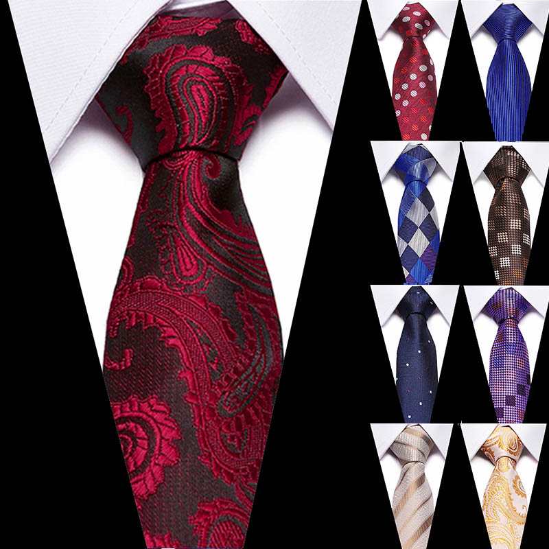 Necktie Fashion Silk  Flower Ties Classical Colorful Floral Stitching Lovely Neck Ties Mens Skinny Designer Handmade Gift Tie