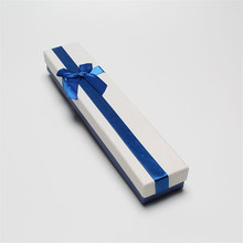 Ribbon Added Jewelry Box