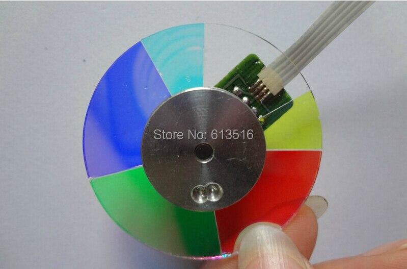 все цены на  Free Shipping ! NEW original  Optoma HD20 Projector Color Wheel   1PCS  онлайн