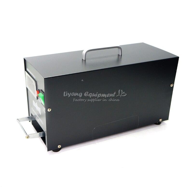 P20 flash stamping machine Digital Temperature control photosensitive seal and making machine