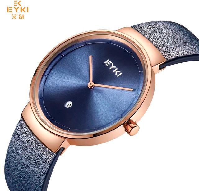 Eyki Men Watch Dropship Lovers Luxury Fashion Dress Couple Watches Simple Style