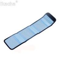 Cpl saco filtro de lente para carteira  cpl uv 3 bolsos para filtro de 25mm a 82mm série mcuv nd saco estrela cokin p