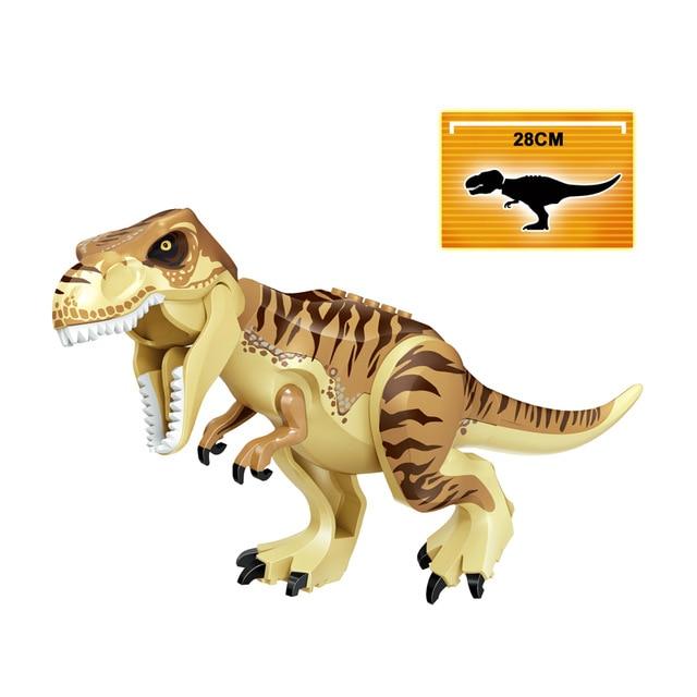 Jurassic-World-2-Dinosaur-Building-Blocks-Legoings-Jurassic-Dinosaur-Figures-Bricks-Tyrannosaurus-Rex-Indominus-I-Rex.jpg_640x640 (13)