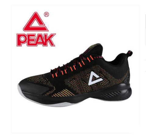 Peak men's football shoes 2018 summer mesh breathable, shock-absorbing, anti-skid and wear-resistant actual sports shoes цена