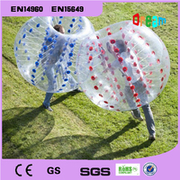 Бесплатная доставка 0.8 мм ПВХ 1.5 м надувные воздушные бампер мяч Средства ухода за кожей пузырь Футбол zorb для продажи zorb