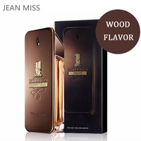 JEAN MISS Brand 100ml Men Deodorant Fragrance Millions Bottle Male long Lasting Natural Fragrance leather Wood Taste