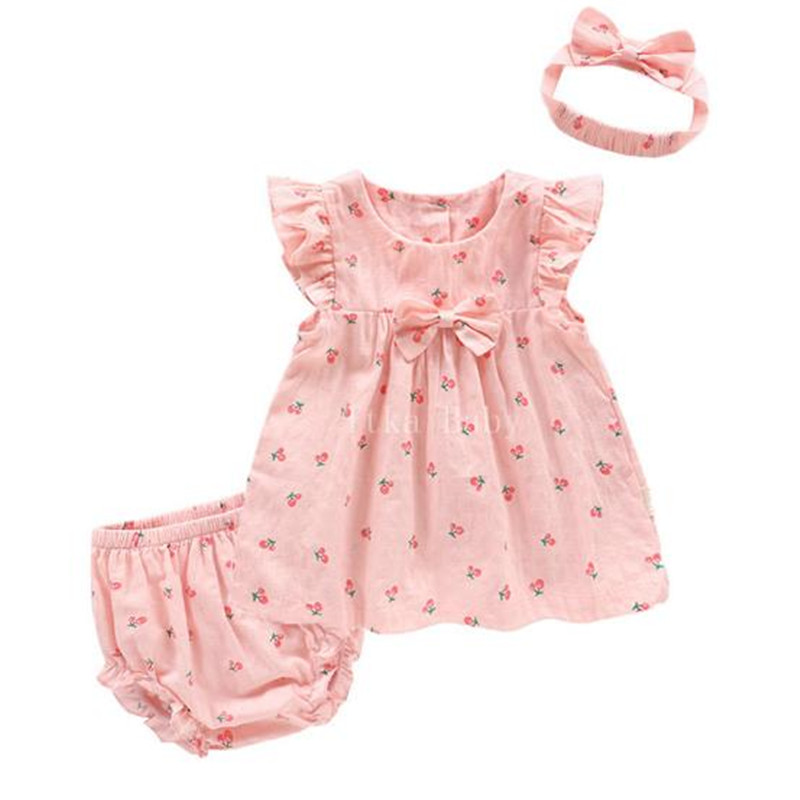 43a3992c829b Detail Feedback Questions about high quality newborn girl dress Bebes  romper birthday headband pink party tutu toddler kids clothes Roupas outfit  designer ...
