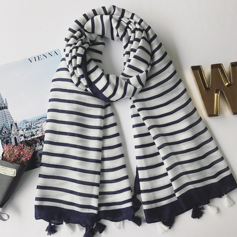 Nice collection tassels scarf zebra pattern black striped scarves and shawl fringe winter scarf soft muslim print hijab