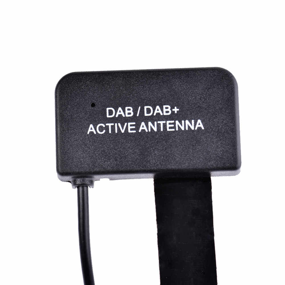 Detail Feedback Questions About Ai Car Fun Dab Antenna Installed Booster Circuit Fm Amplifier Below Window Glass Radio Aerial