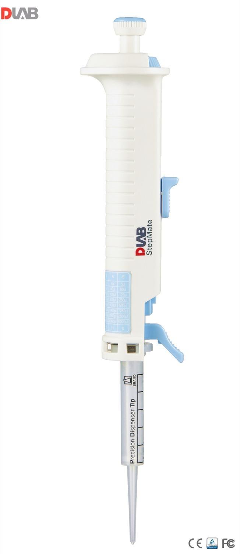 StepMate Stepper Dlab Adjustable Pipette Repeator Pipettor Dropper Dispenser Continuous Distributor Dragon Lab Brand