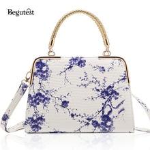 Chinese Style Women Leather Handbag Women Messenger Bags Crossbody Bags High Quality Famous Designer Brand Ladies bag Capacity