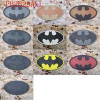Big Super Hero Batman Tactical Military Morale 3D PVC Patch Badges
