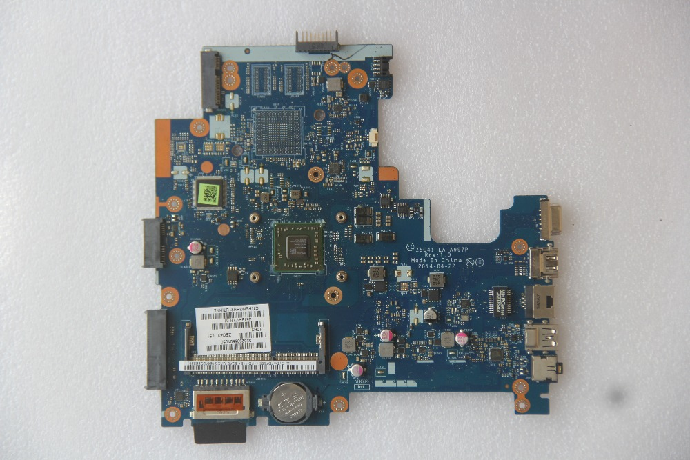 764170-001 for HP 14-G 245 G3 Laptop motherboard ZSO41 LA-A997P with AMD A8-6410 CPU Onboard DDR3 fully tested work perfect chiaro бра chiaro версаче 254029501