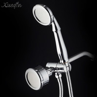 High Quality Nano Pressurized Handheld Shower And Showerhead Combo Shower System Polish Finished Bathroom Faucet Shower